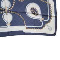 Cartier sciarpa di seta
