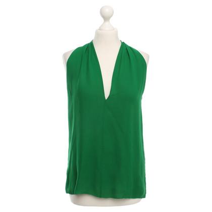 Gucci Top in verde
