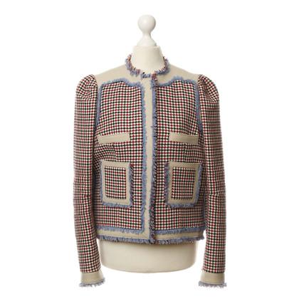 Balenciaga Vest met marginale trims