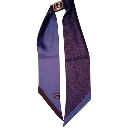 Gucci zijden sjaal