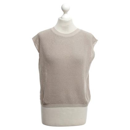 Drykorn Strick-Shirt in Beige