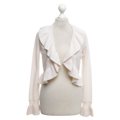 Princess goes Hollywood Cashmere jacket in cream