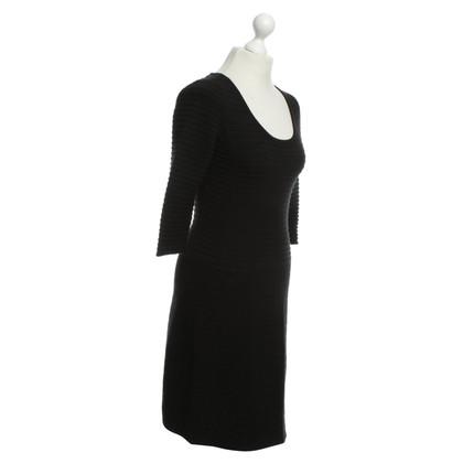 Hugo Boss Knit dress in black