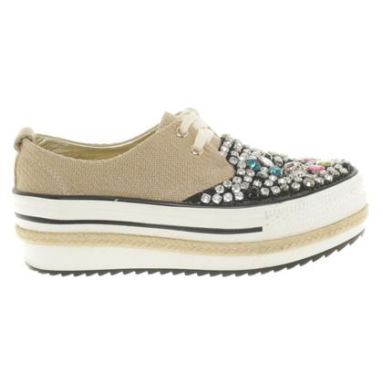 Patrizia Pepe Plateau-Sneakers