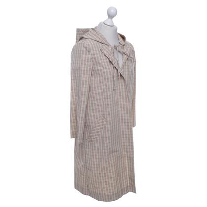 Marni for H&M Coat met plaid patroon