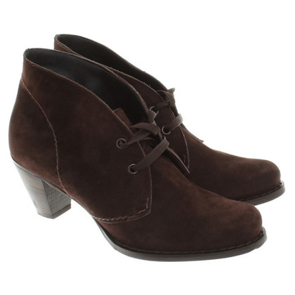 Henry Beguelin Ankle boots in brown