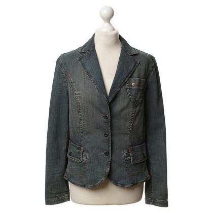 Marc Cain Ingesnoerd jeans Blazer