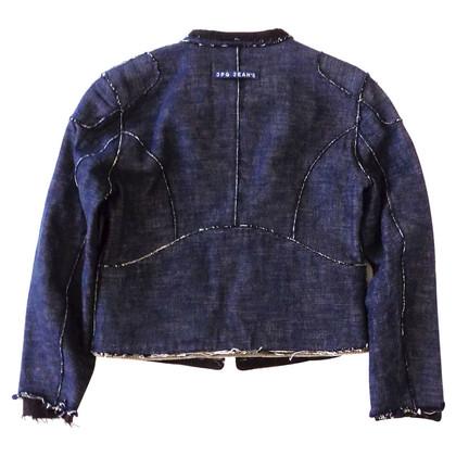 Jean Paul Gaultier Statement denim jacket