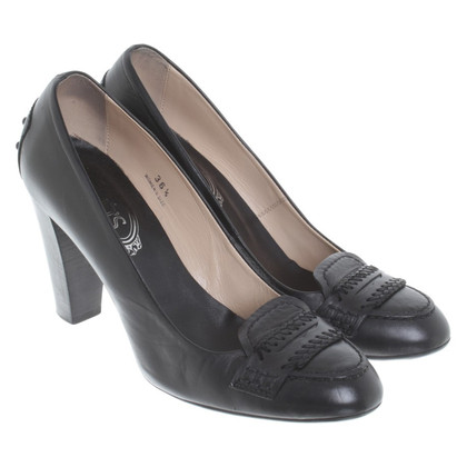 Tod's pumps in black