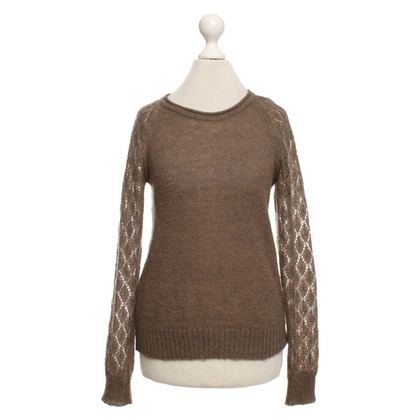 Comptoir des Cotonniers Sweater in brown