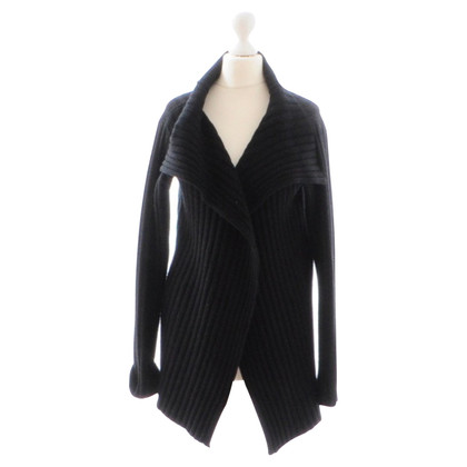René Lezard Black sweater