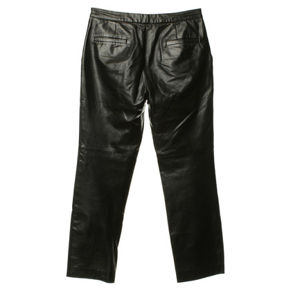 Costume National Leather pants