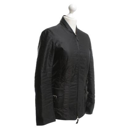 Ermanno Scervino Jacket in black