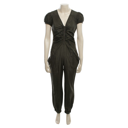 Twenty8Twelve Jumpsuit olijfgroen