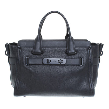 Coach Handbag in black