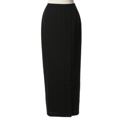 Jean Paul Gaultier skirt with buttons