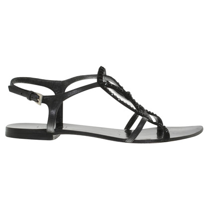 Laurèl Sandals in black