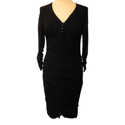 Rena Lange Silk dress in black