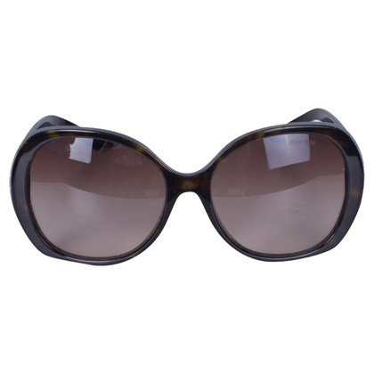 Miu Miu Brown stylish sunglasses