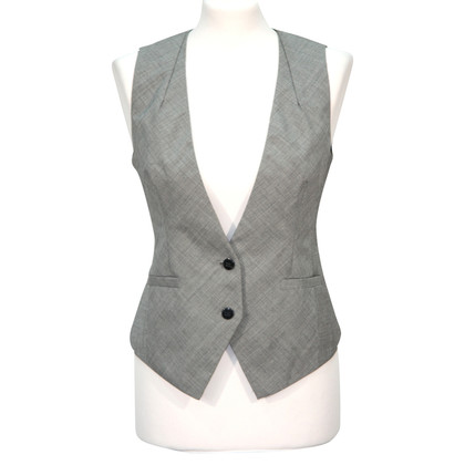 Ted Baker Drops sleeveless Cardigan in grey