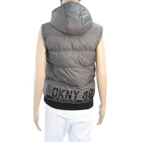 Weste Grau DKNY DKNY in Weste in Grau qxpw7tBg