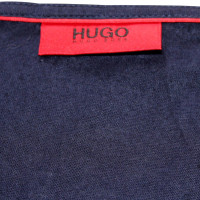 Hugo Boss Blue silk blouse