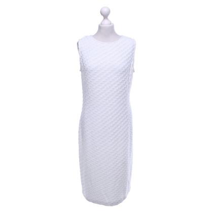 St. John White dress