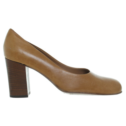 Bally Pumps Brown
