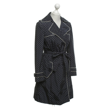 Hobbs Coat with polka dots