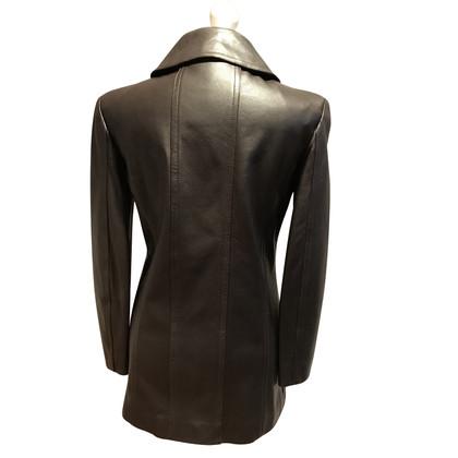 Chanel Leather jacket from deerskin