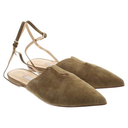 Other Designer Bionda Castana - Ballerinas made of suede