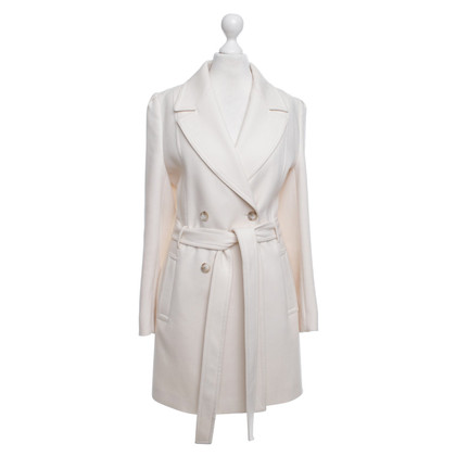 Reiss Cappotto in crema