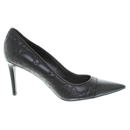 Christian Dior pumps in nero