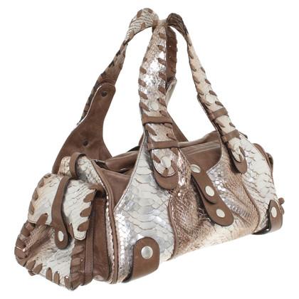 Chloé Snake leather handbag