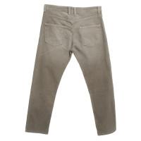 Current Elliott Corduroy pants in gray