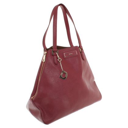 Donna Karan Handbag in bordeaux
