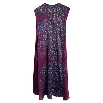 Talbot Runhof silk dress
