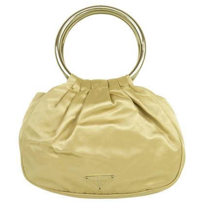 Prada Satin-Handtasche