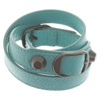 Balenciaga Bracelet in dark turquoise