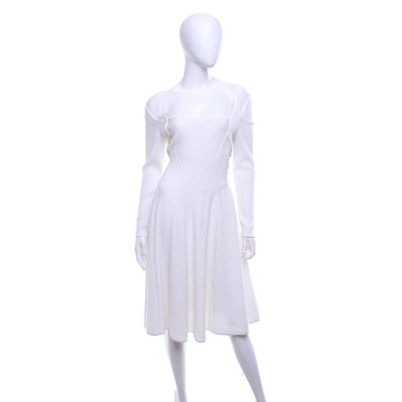 Kleid In Second Weiß Hand Givenchy J1lKFc
