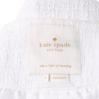 Kate Spade Coat in white