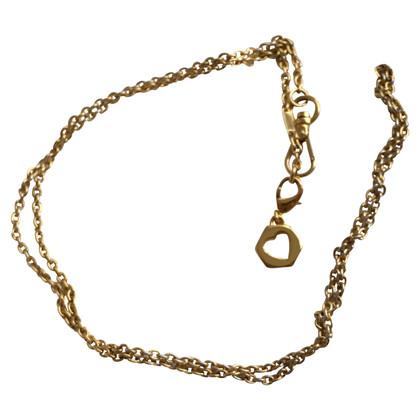 Prada Necklace with charm