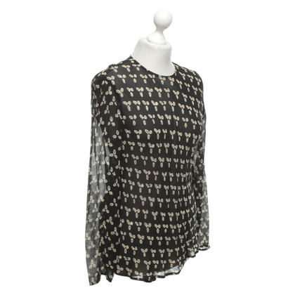 Cerruti 1881 Blouse with pattern