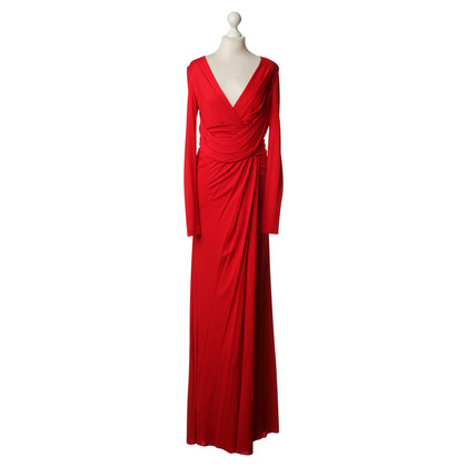 Elie Saab Abendkleid in Rot