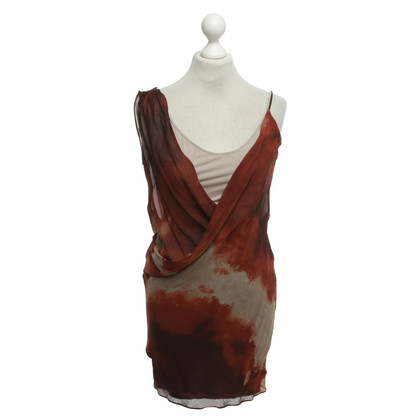 Helmut Lang Dress with pattern
