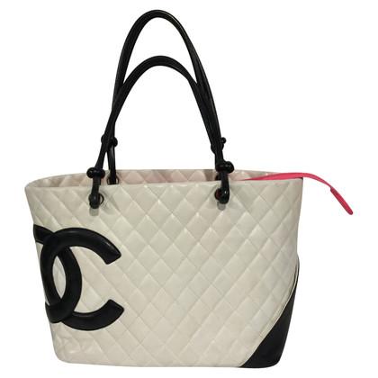 Chanel Ledertasche mit Steppung