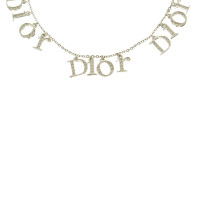 Christian Dior Catena in tono argento