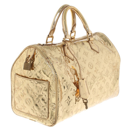 "Louis Vuitton ""Speedy 35 Monogram Miroir"""