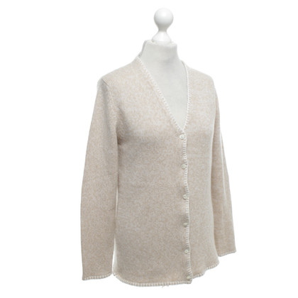 Allude Mottled cardigan