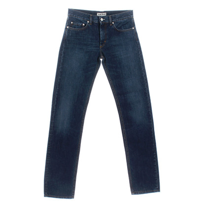 Acne Jeans 'suo popolo' in denim blu